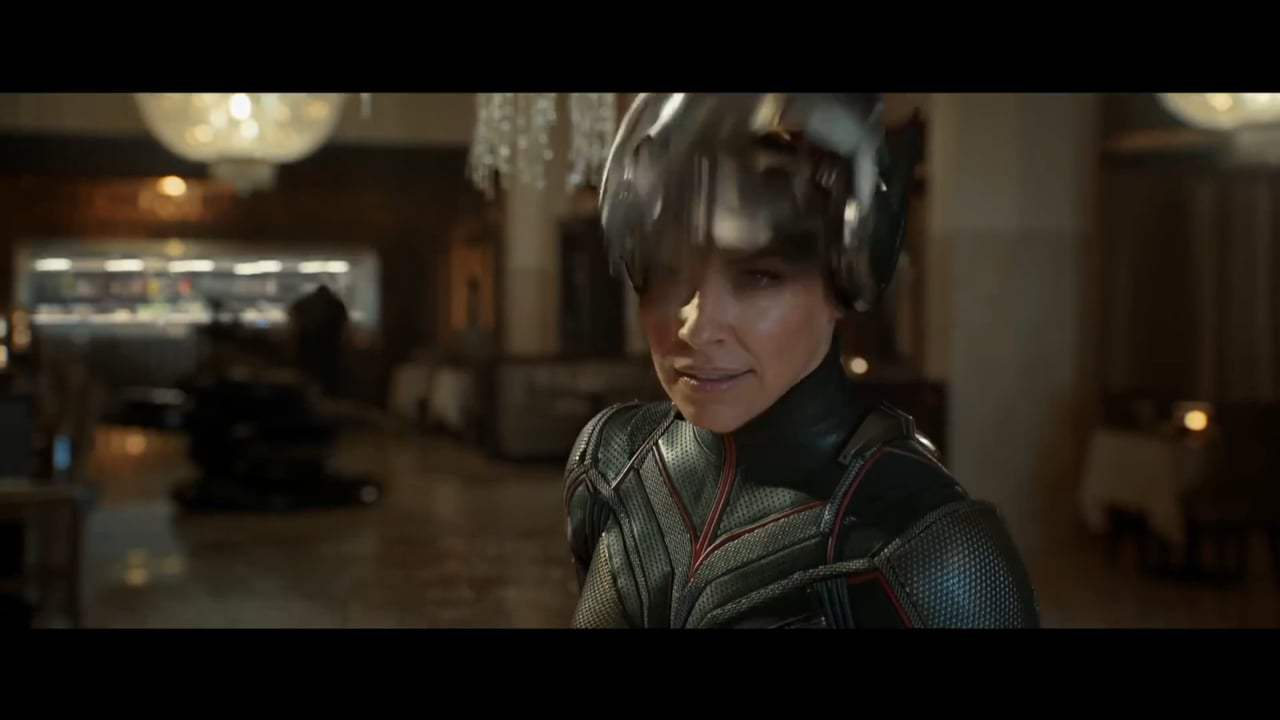 Ant-Man and the Wasp Featurette - Powers (2018) Screen Capture #4