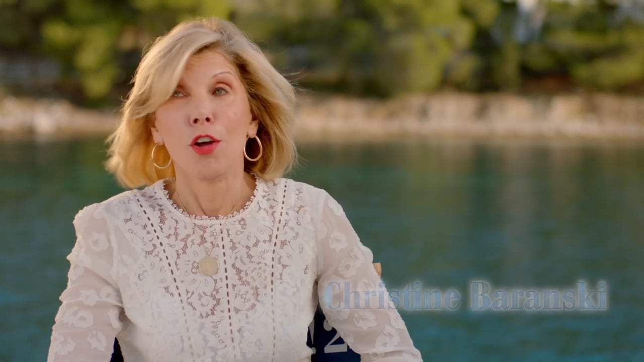 Mamma Mia! Here We Go Again Featurette - Dancing Queen (2018) Screen Capture #2