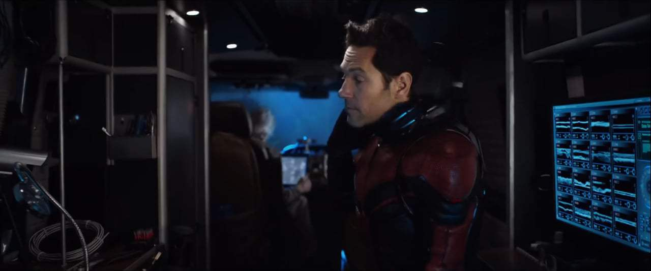 Ant-Man and the Wasp TV Spot - Quantum Realm (2018) Screen Capture #3