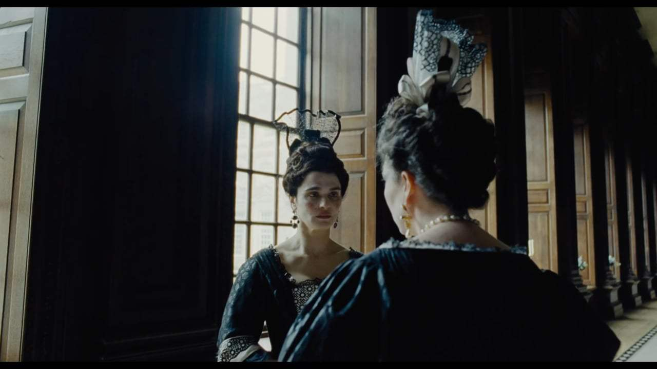 The Favourite Trailer (2018) Screen Capture #2