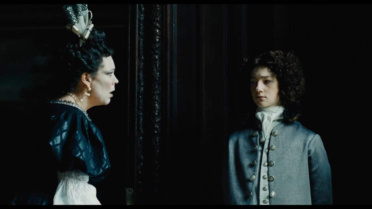 The Favourite Trailer (2018) Screen Capture #3