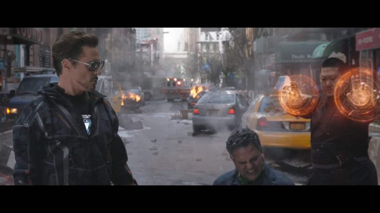 Avengers: Infinity War Blu-Ray Trailer (2018) Screen Capture #4