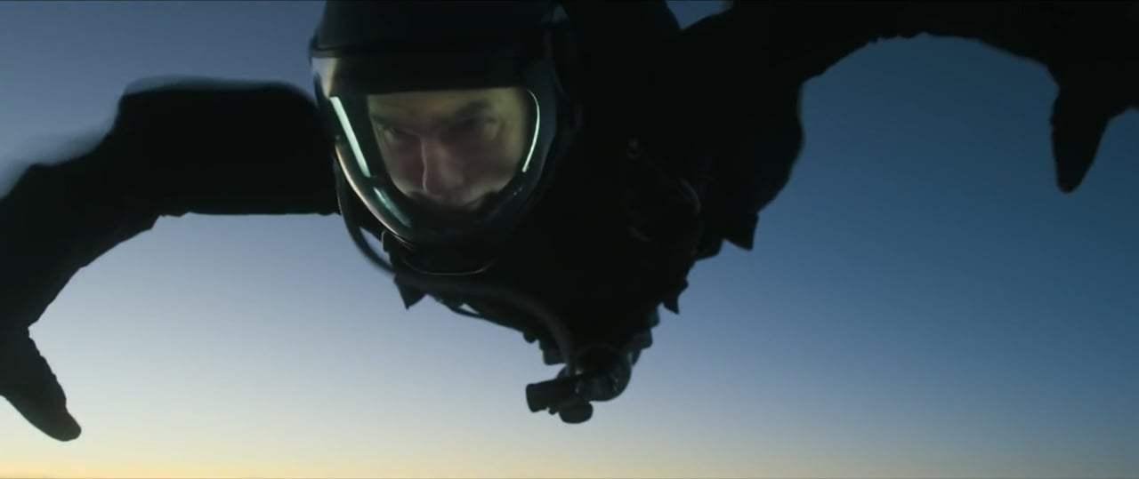 Mission: Impossible - Fallout (2018) - Halo Jump Screen Capture #4