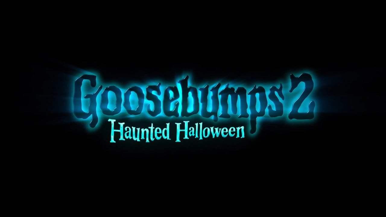 goosebumps 2: haunted halloween international trailer (2018)