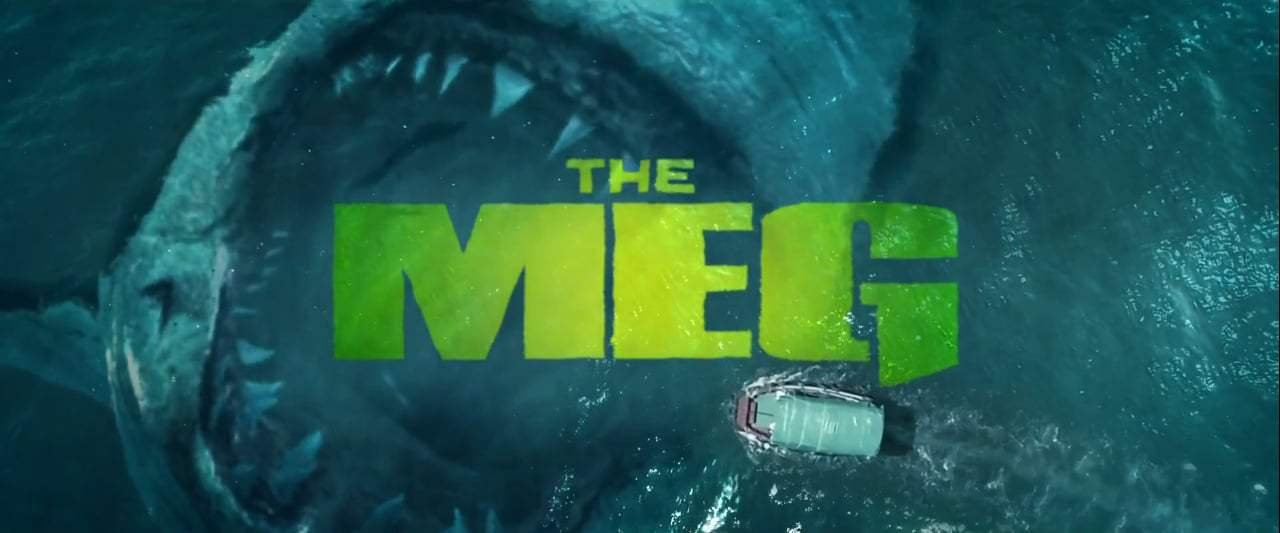 The Meg TV Spot - Discovery (2018) Screen Capture #3