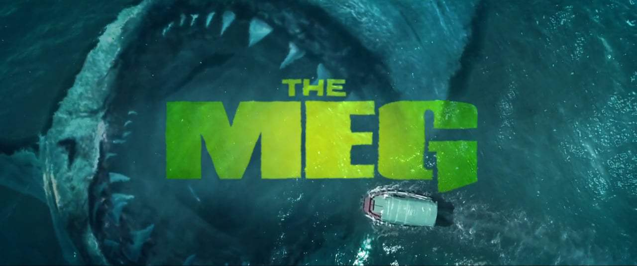 The Meg TV Spot - Extinct (2018) Screen Capture #4