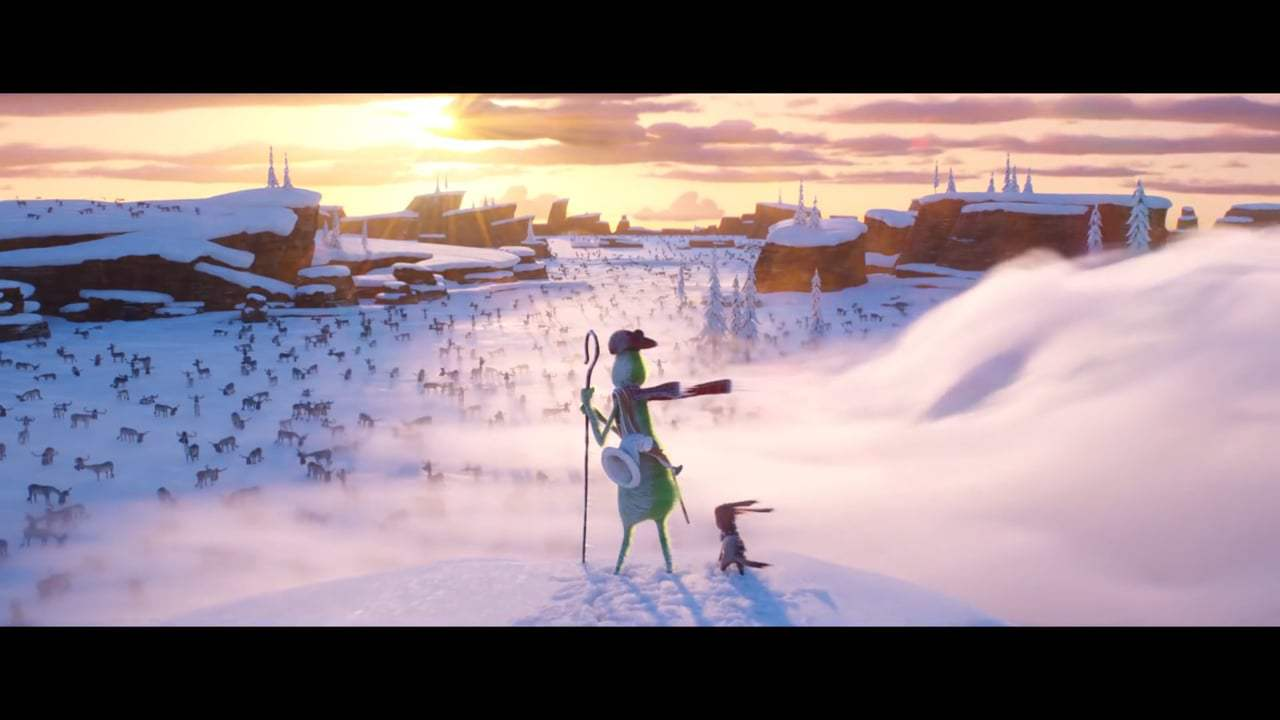 The Grinch International Trailer (2018) Screen Capture #3