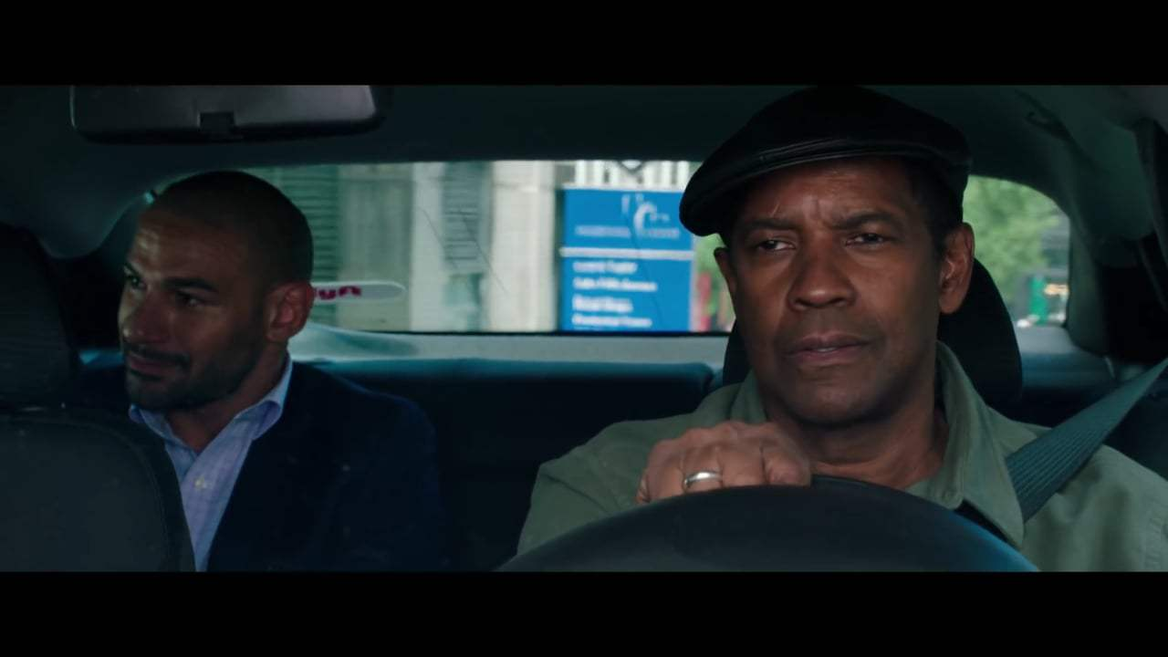 The Equalizer 2 (2018) - It's Somebody's Birthday Screen Capture #1