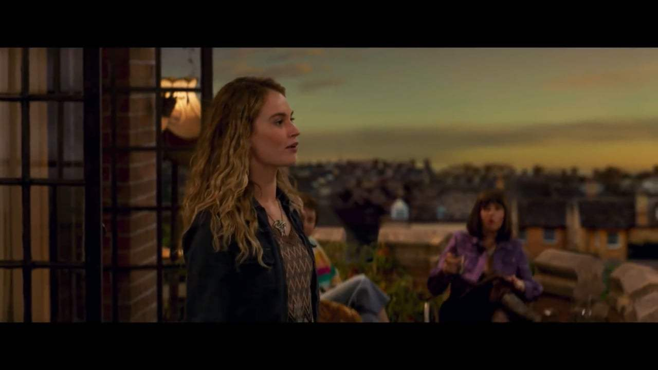 Mamma Mia! Here We Go Again Featurette - Young Donna (2018) Screen Capture #1