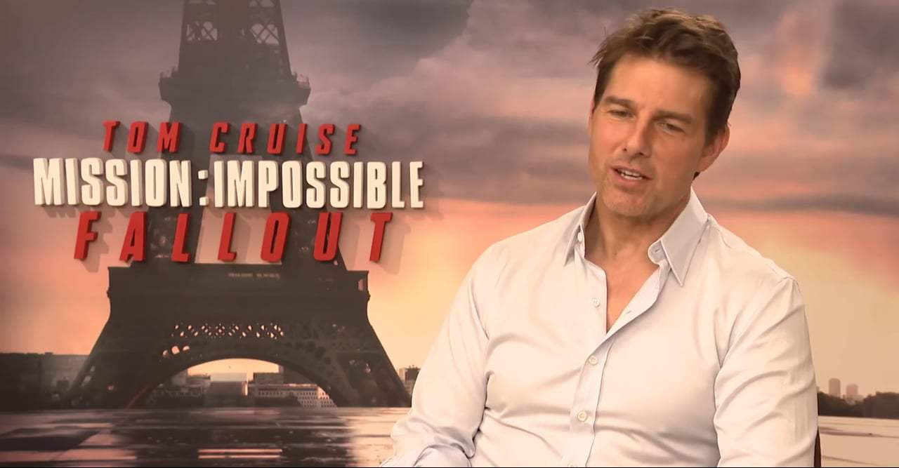 Mission: Impossible - Fallout Featurette - Tom Cruise (2018) Screen Capture #2