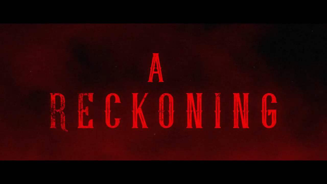 A Reckoning Trailer (2018) Screen Capture #4