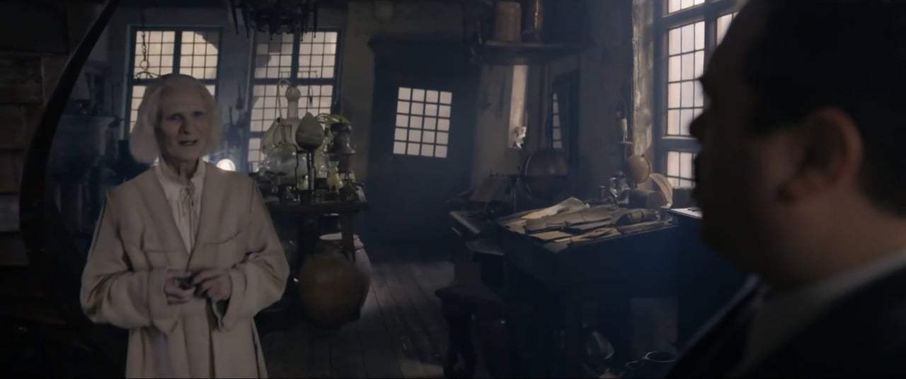 Fantastic Beasts: The Crimes of Grindelwald Feature Trailer (2018) Screen Capture #3