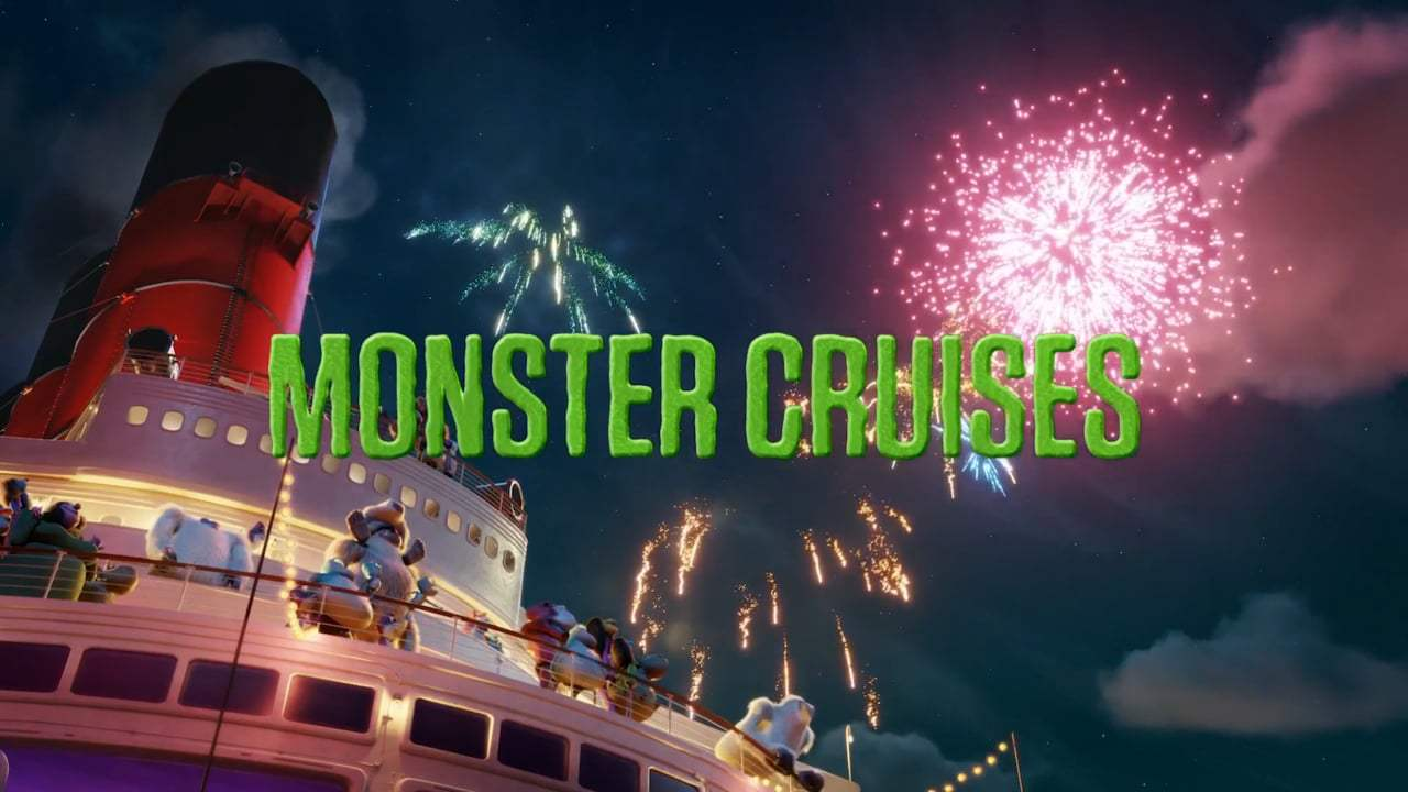 Hotel Transylvania 3: Summer Vacation TV Spot - Mock Ad: Monster Cruise (2018) Screen Capture #4
