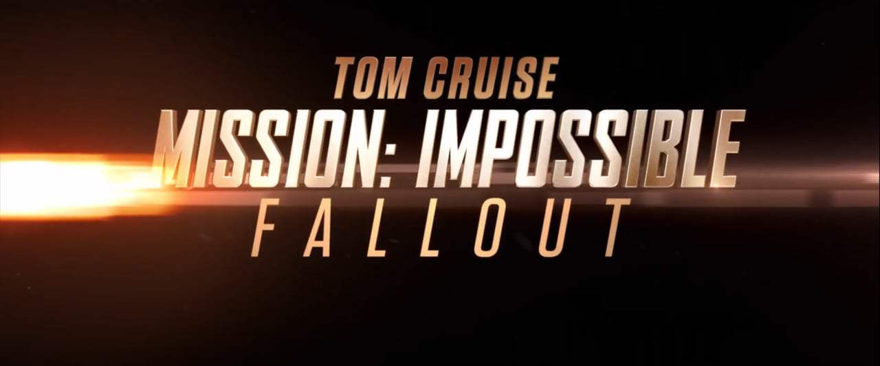 Mission: Impossible - Fallout TV Spot - Get Ready (2018) Screen Capture #4