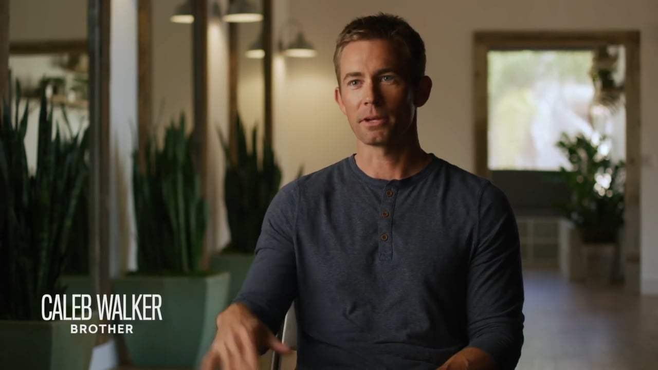 I Am Paul Walker Trailer (2018) Screen Capture #3