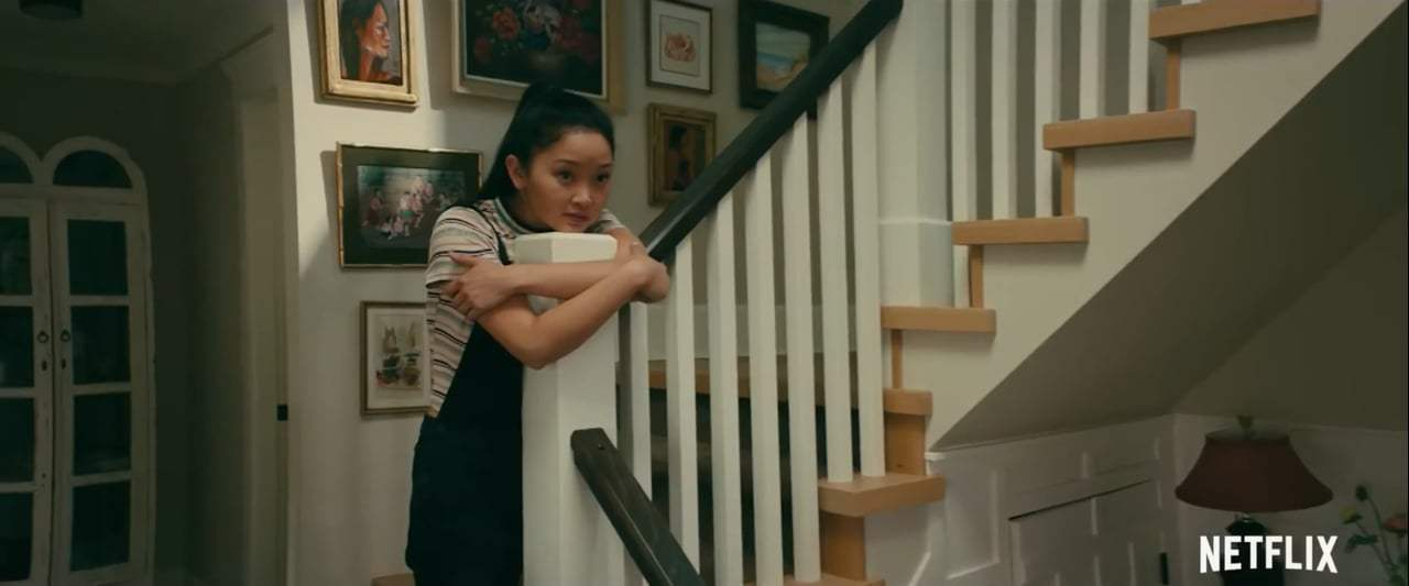 To All the Boys I've Loved Before Theatrical Trailer (2018) Screen Capture #2