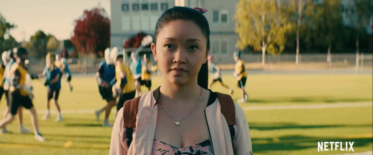 To All the Boys I've Loved Before Theatrical Trailer (2018) Screen Capture #3