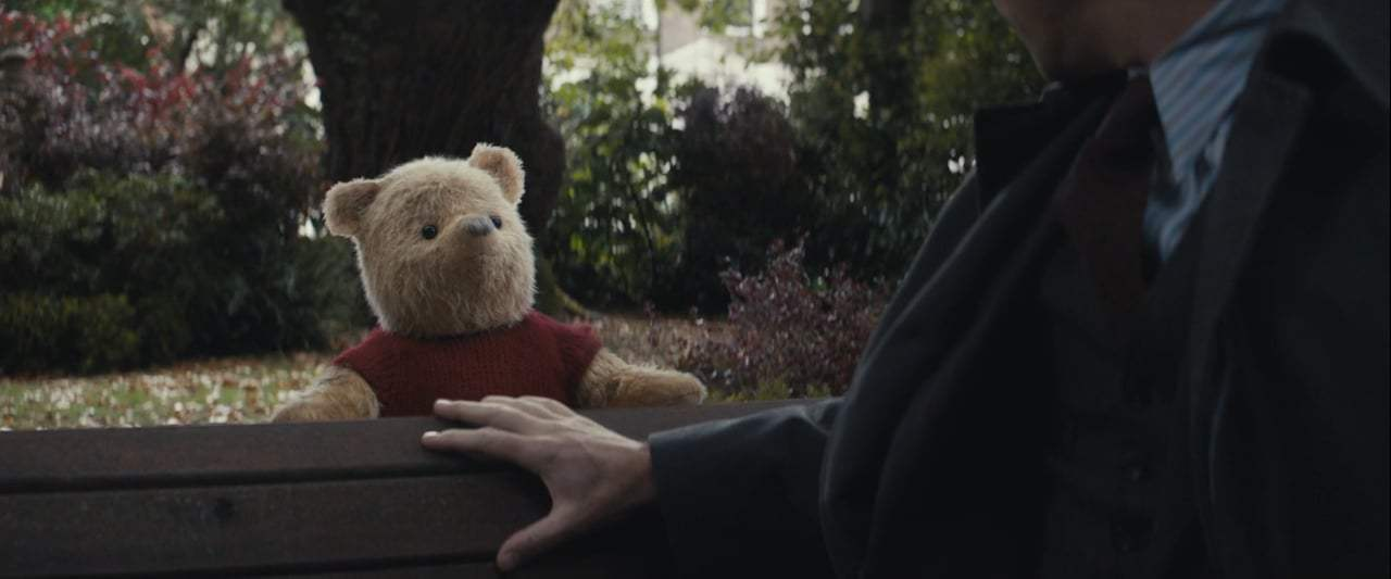 Christopher Robin (2018) - What to Do Screen Capture #2