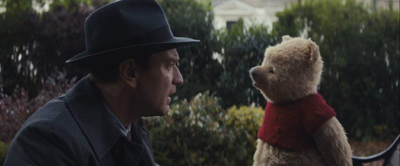 Christopher Robin (2018) - What to Do Screen Capture #4