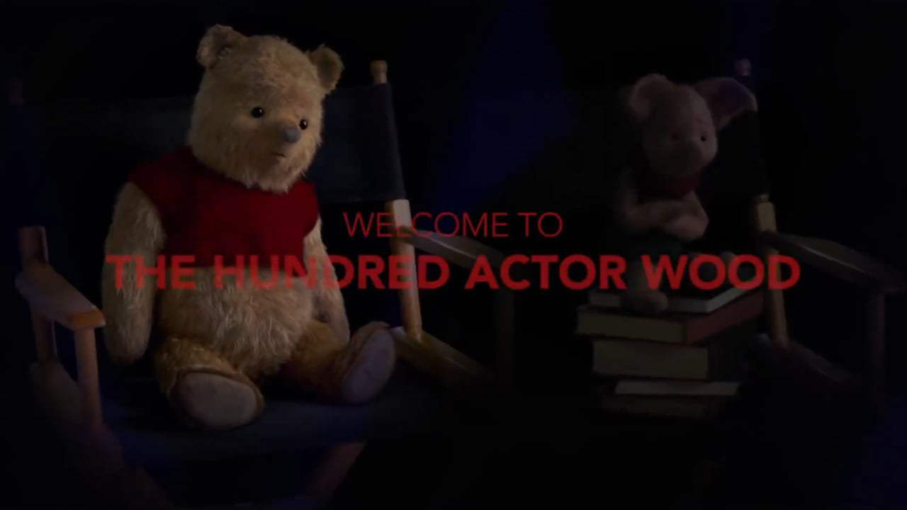 Christopher Robin Featurette - Welcome to the Hundred Actor Wood (2018) Screen Capture #1