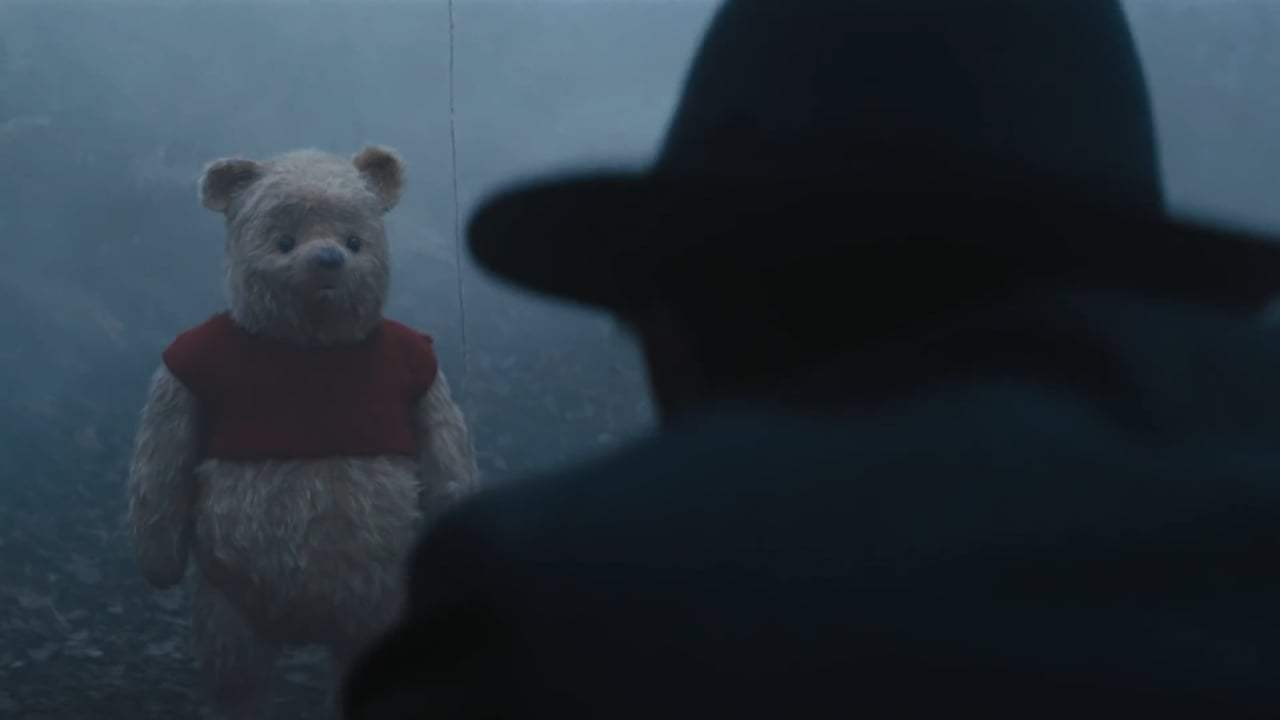 Christopher Robin Featurette - Wisdom of Pooh (2018) Screen Capture #2