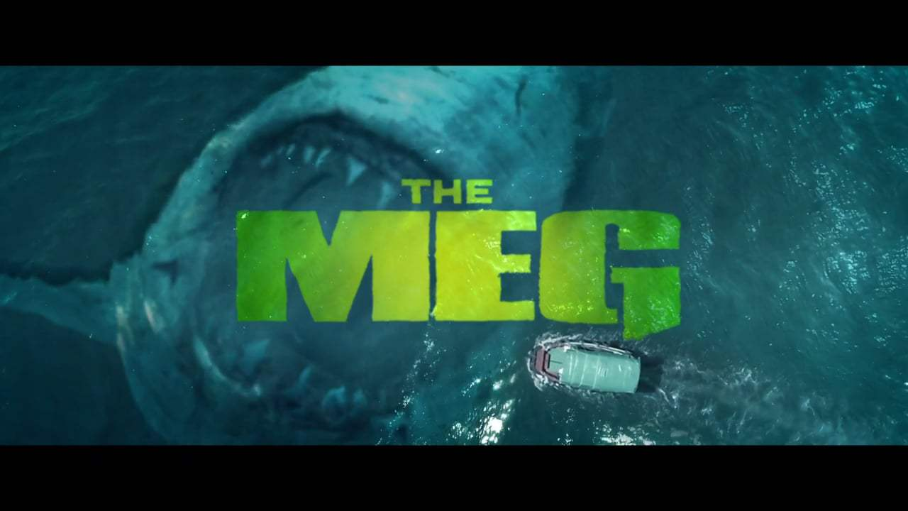The Meg Crazy Trailer (2018) Screen Capture #3