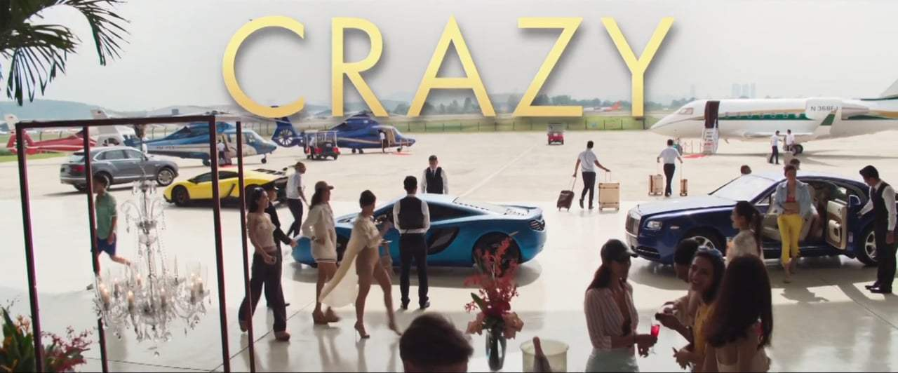 Crazy Rich Asians TV Spot - Let's Go (2018) Screen Capture #1