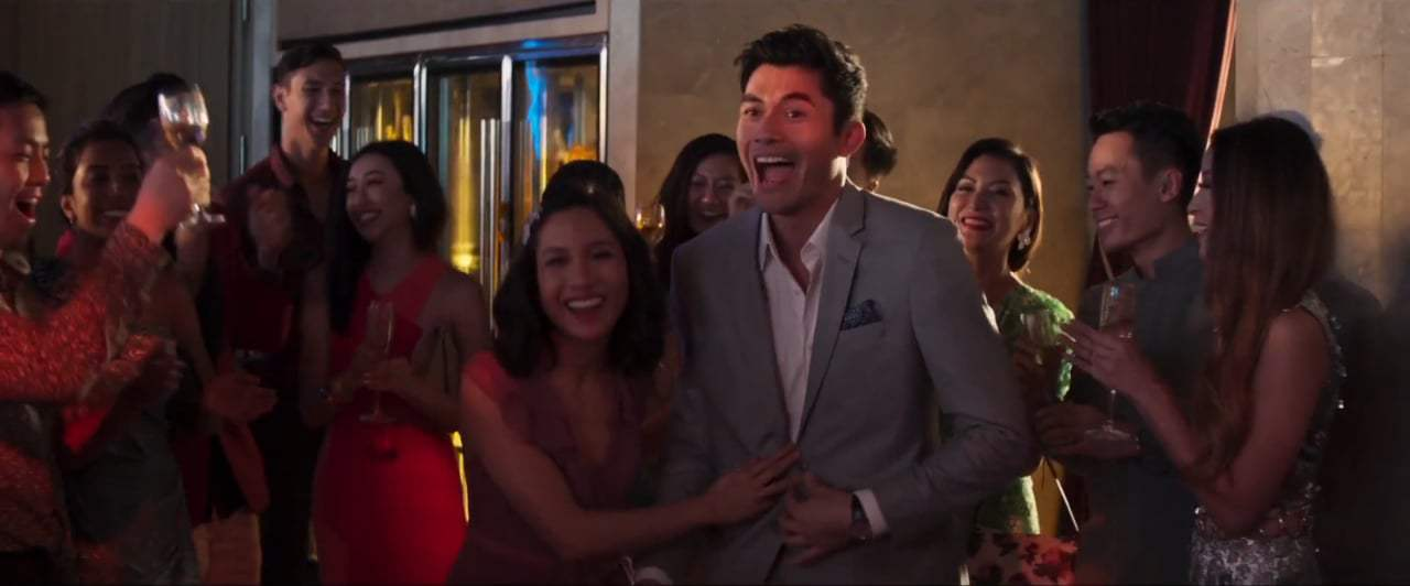 Crazy Rich Asians TV Spot - Let's Go (2018) Screen Capture #4