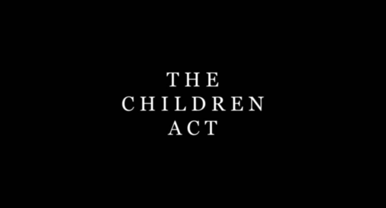 The Children Act TV Spot - Moving (2018) Screen Capture #4
