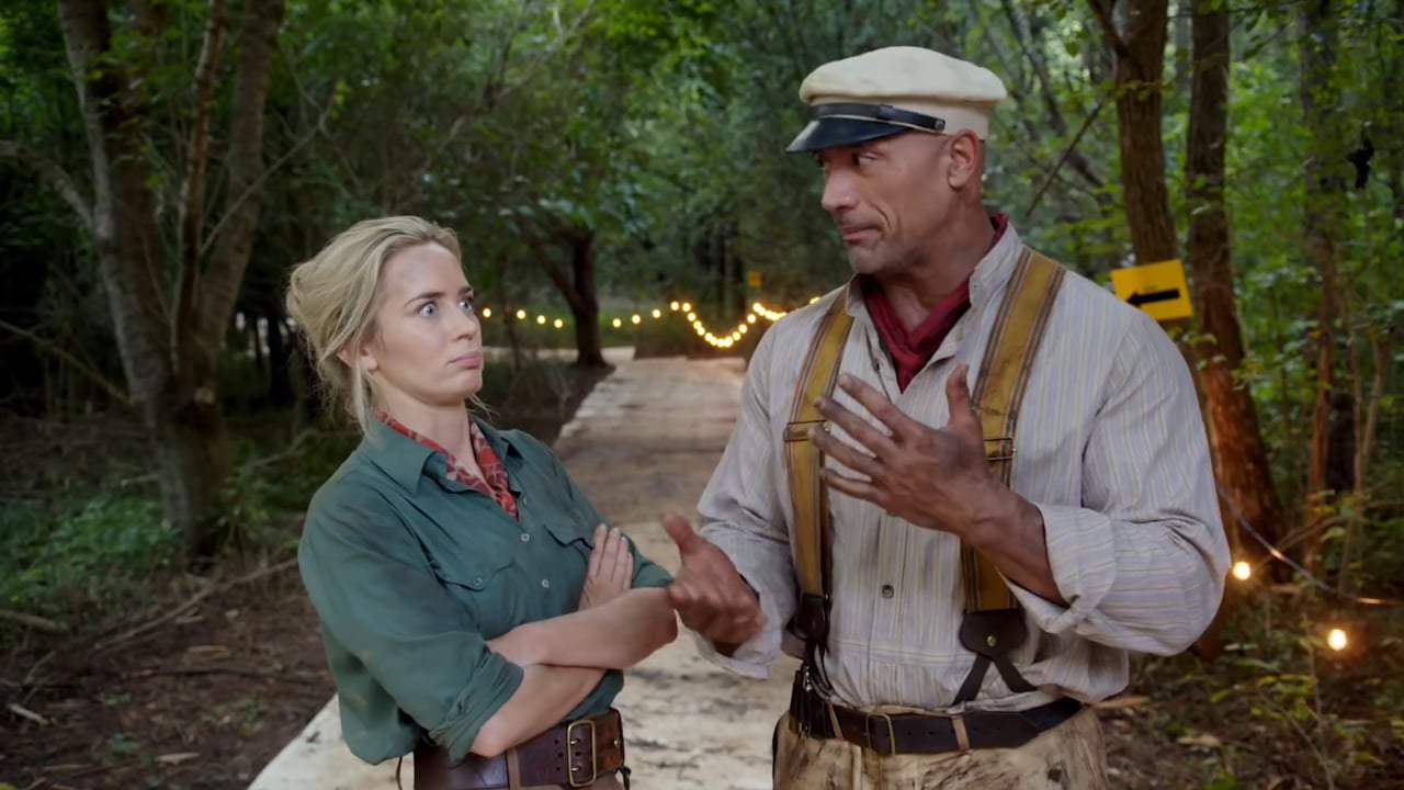 Jungle Cruise Featurette - Now in Production (2019) Screen Capture #2