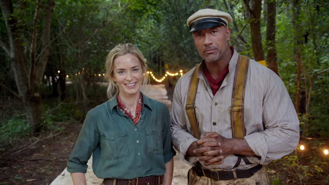 Jungle Cruise Featurette - Now in Production (2019) Screen Capture #3