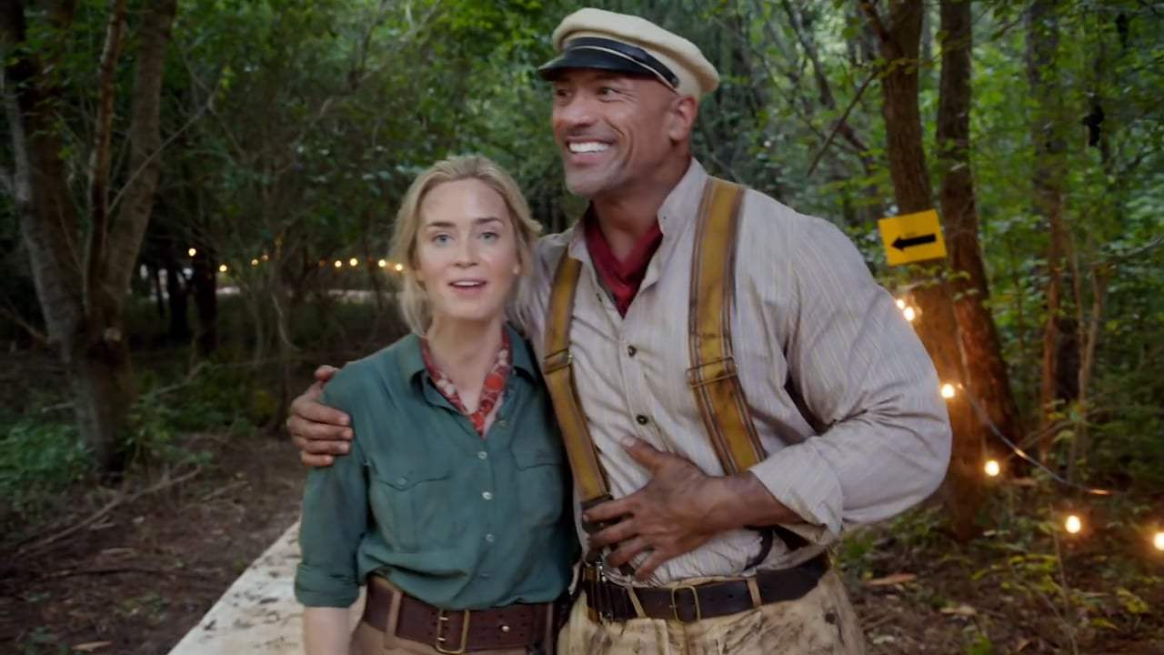 Jungle Cruise Featurette - Now in Production (2019) Screen Capture #4