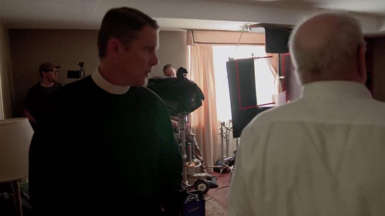 First Reformed Featurette - Paul Schrader's Process (2018) Screen Capture #4