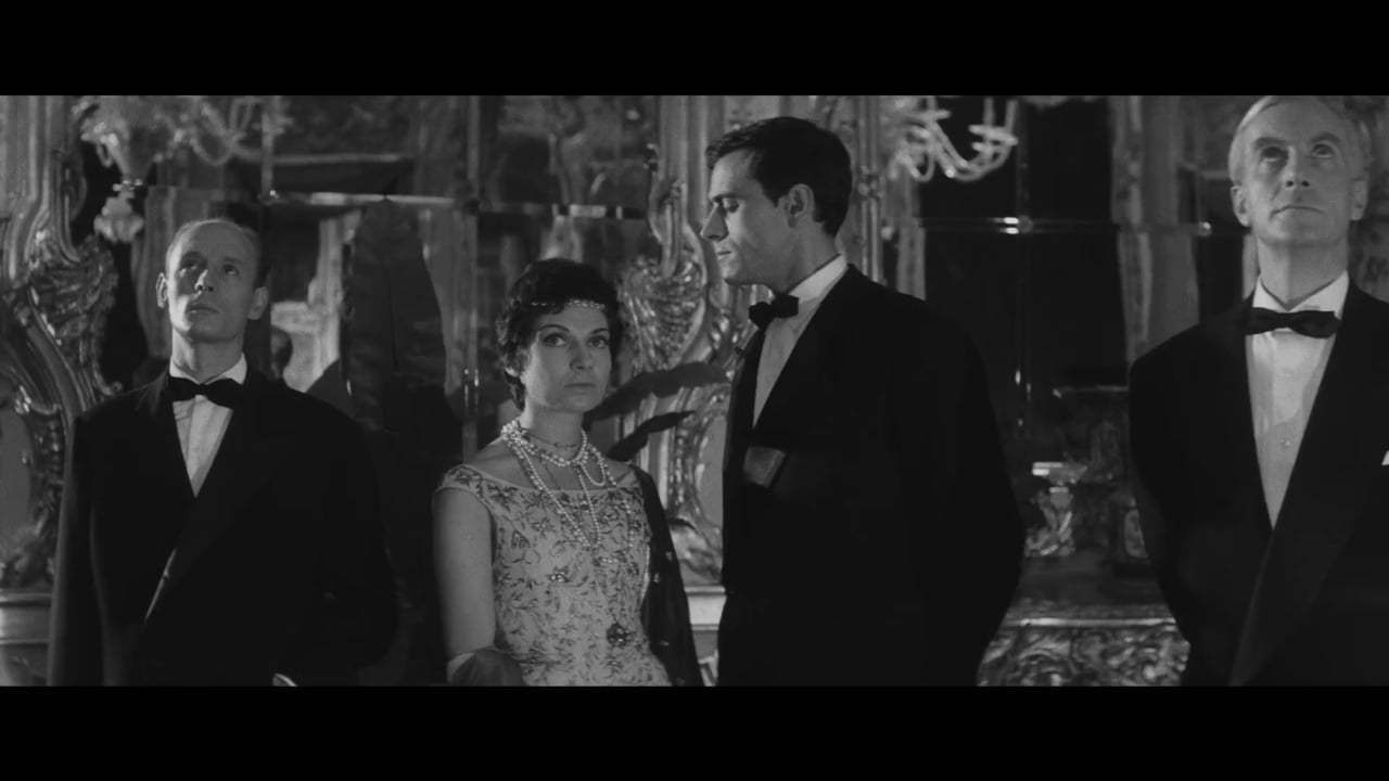 Last Year at Marienbad Trailer (1962) Screen Capture #2