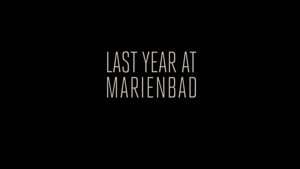 Last Year at Marienbad Trailer (1962) Screen Capture #4