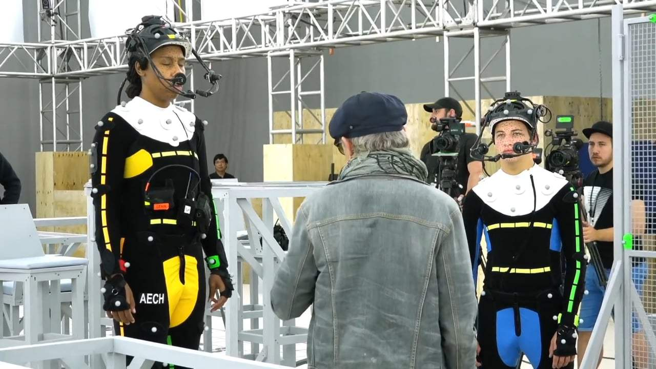 Ready Player One Featurette - Motion Capture (2018) Screen Capture #3