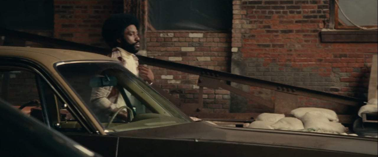BlacKkKlansman TV Spot - Dig It (2018) Screen Capture #3