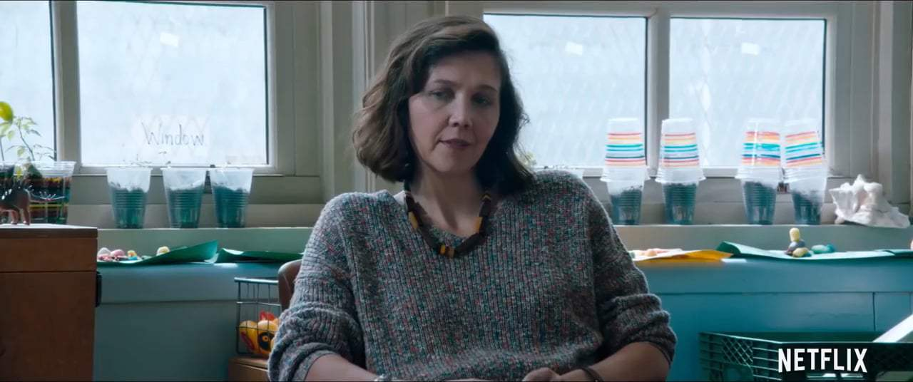 The Kindergarten Teacher Trailer (2018) Screen Capture #2