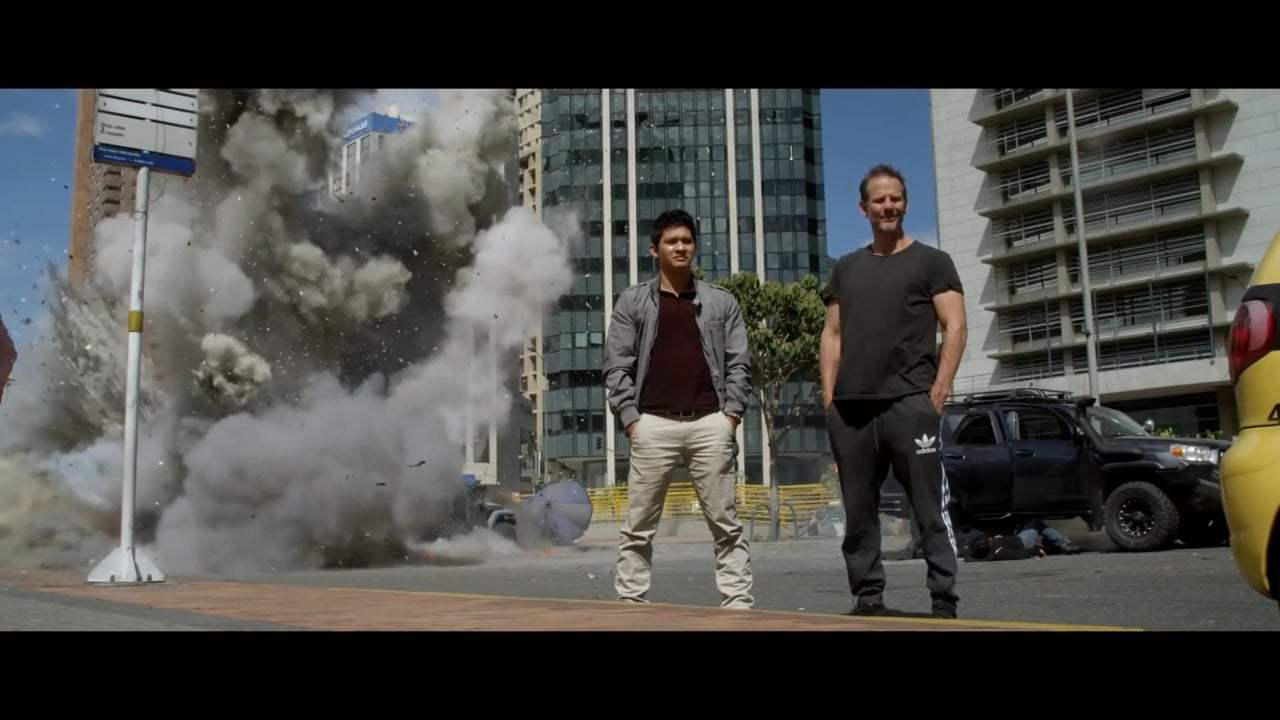 Mile 22 Featurette - Modern Combat (2018) Screen Capture #4