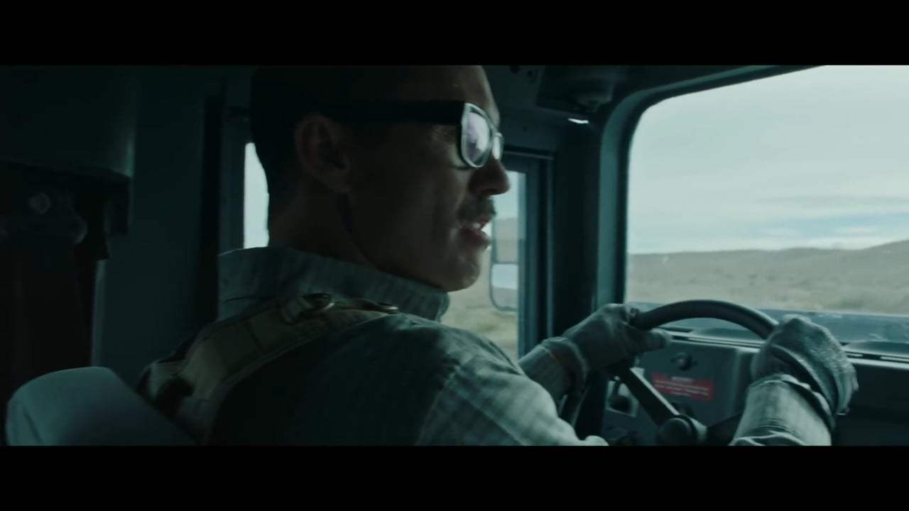 Sicario: Day of the Soldado Featurette - The Convoy Ambush (2018) Screen Capture #1
