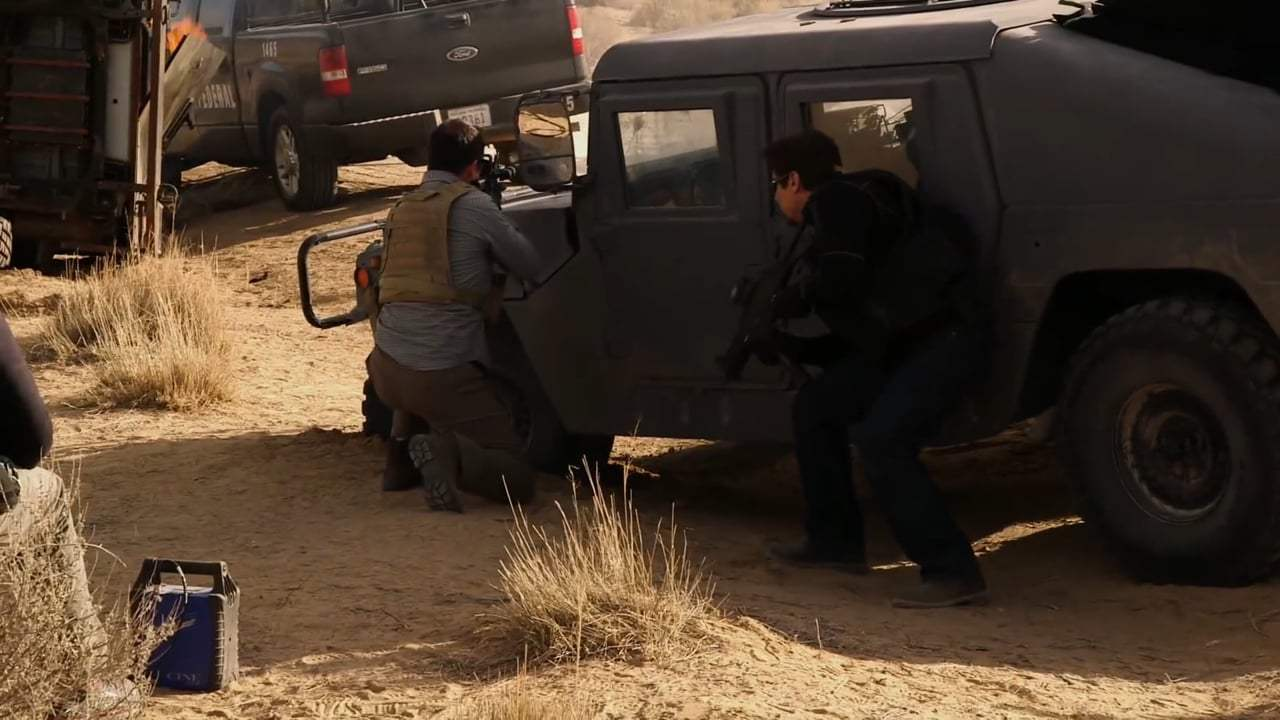 Sicario: Day of the Soldado Featurette - The Convoy Ambush (2018) Screen Capture #4