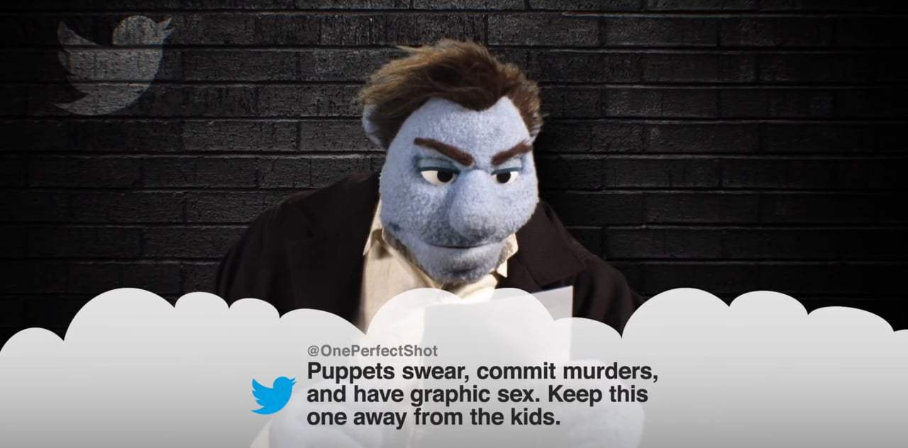The Happytime Murders Mean Tweets - Red Band Trailer (2018) Screen Capture #1