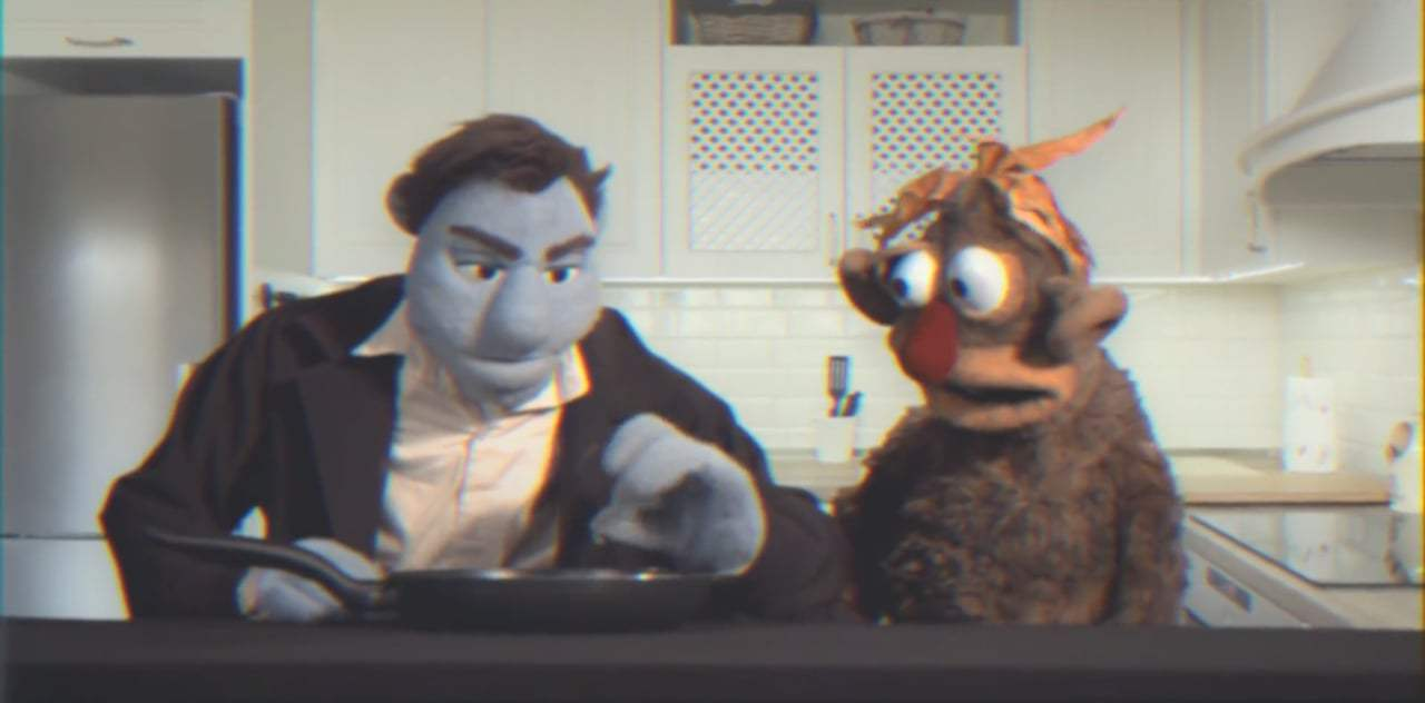 The Happytime Murders Viral - PSA - This is Your Bran (2018) Screen Capture #1