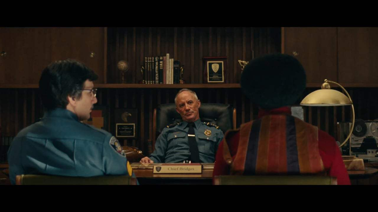 BlacKkKlansman (2018) - The Right White Man Screen Capture #2