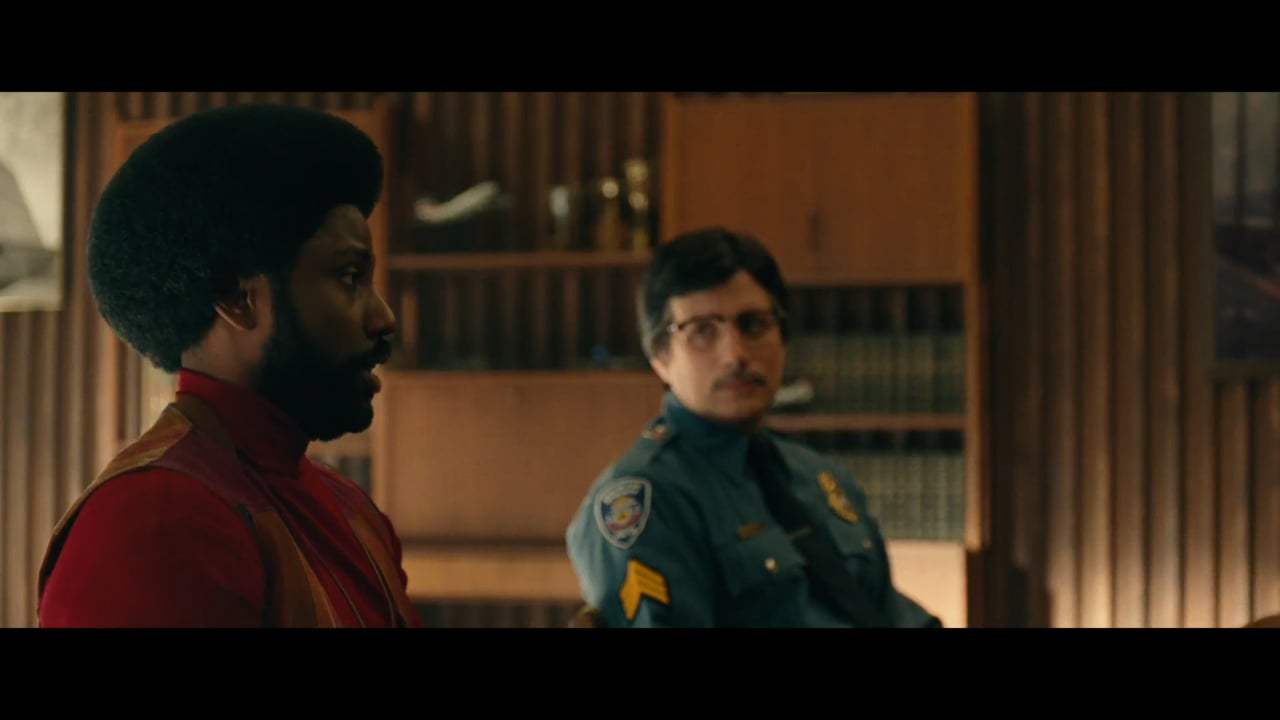 BlacKkKlansman (2018) - The Right White Man Screen Capture #4