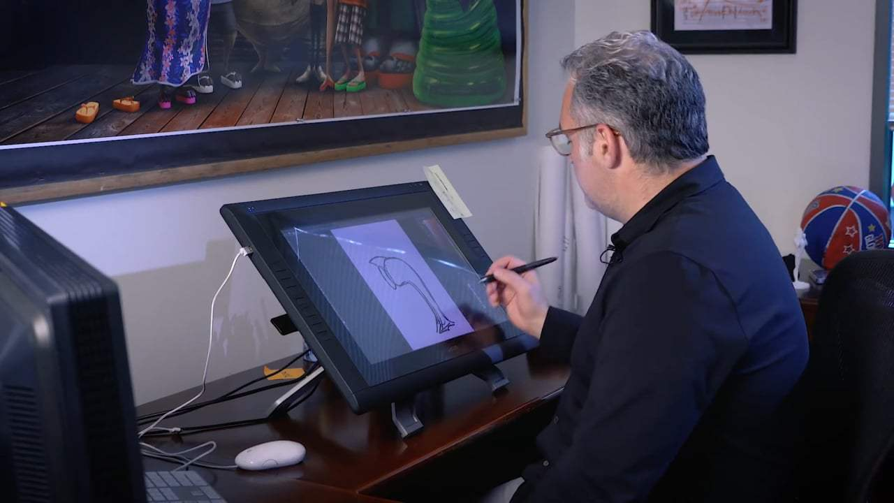 Hotel Transylvania 3: Summer Vacation Featurette - Creating Dracula (2018) Screen Capture #2