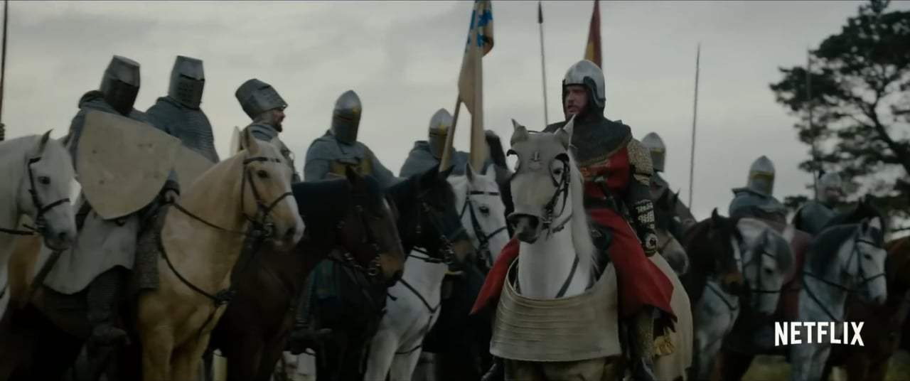 Outlaw King Trailer (2018) Screen Capture #3