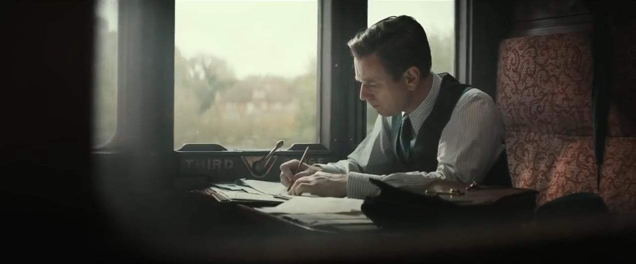 Christopher Robin (2018) - Say What You See Screen Capture #2