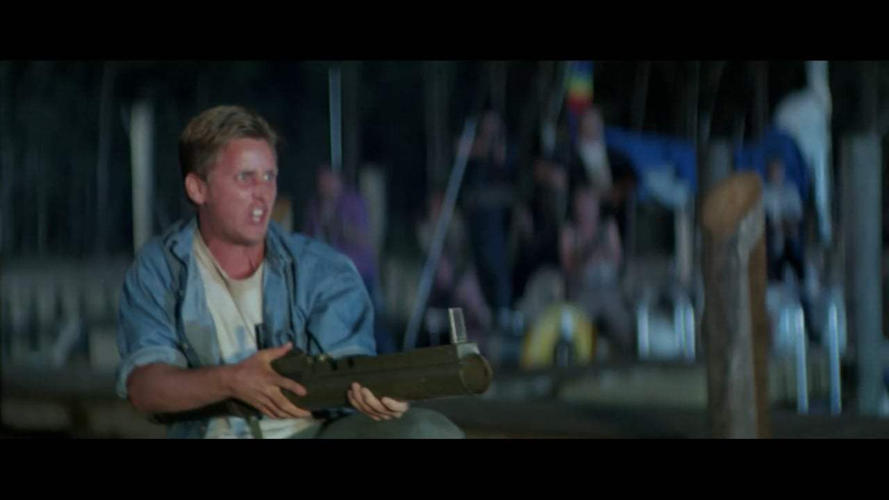 Maximum Overdrive Trailer (1986) Screen Capture #4