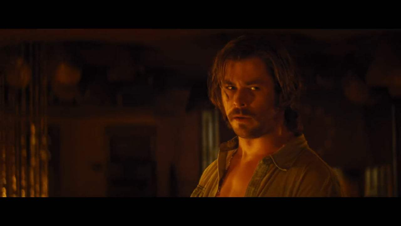 Bad Times at the El Royale Theatrical Trailer (2018) Screen Capture #2